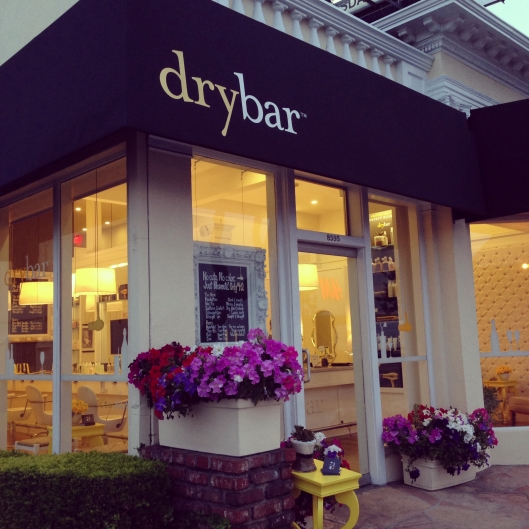 Preppy Guide to Life Drybar