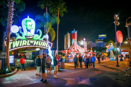Preppy Guide to Life Universal Studios Springfield